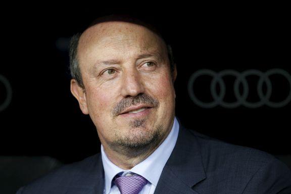 Rafael Benitez er endelig hjemme