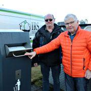 Denne søppeldunken gir deg applaus - og kan sende e-post