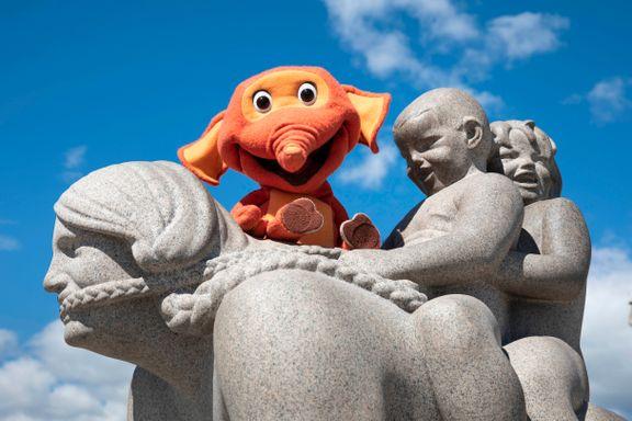 Fantorangen avslører hemmelig plan - for Frognerparken
