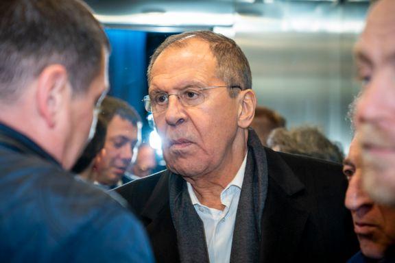Lavrov om Frode Berg: Kan komme hjem når som helst