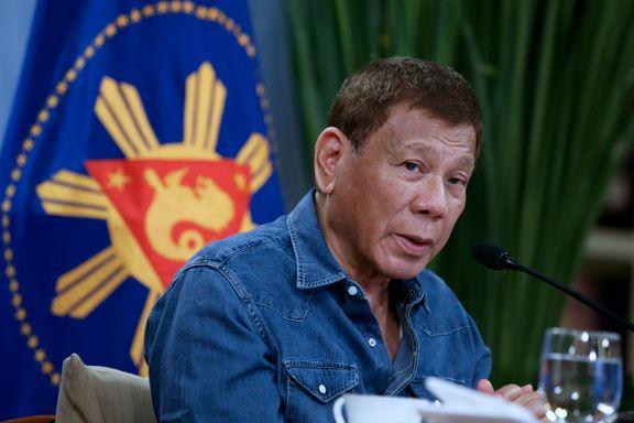 Aftenposten mener: Brutal filippinsk leder vil sno seg til mer makt