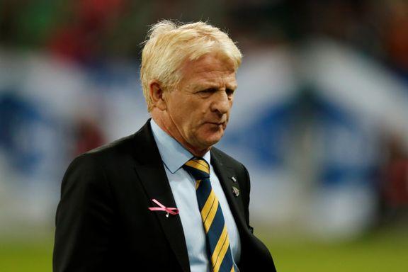 Strachan ferdig som Skottland-sjef