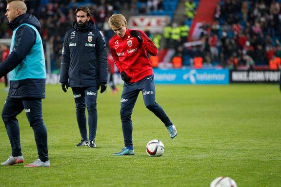 Eksperter irritert over Ødegaard-vraking: - Selvfølgelig vil jeg spille