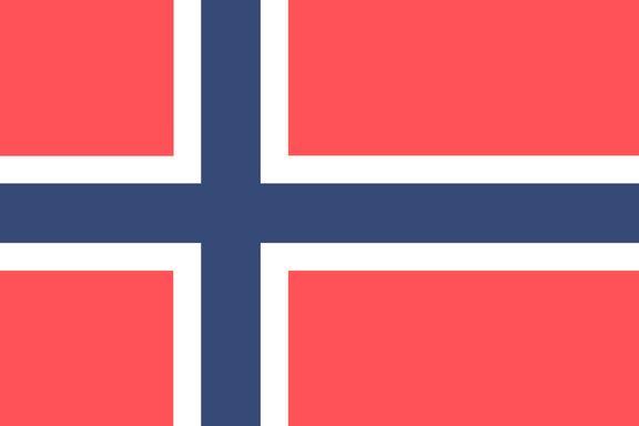 Norske flaggprodusenter: UD anbefaler feil farger i det norske flagget