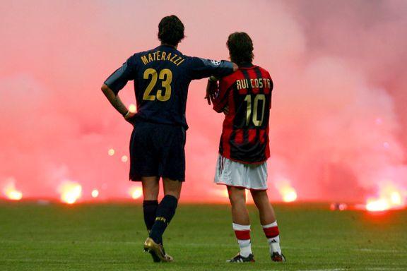 For 15 år siden ble dette ikoniske bildet tatt. I dag forteller det en unik historie om to rivaler.