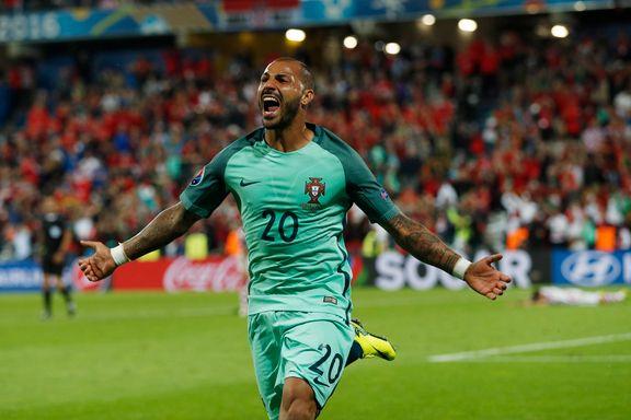 Ingen skudd på mål på 117 minutter - så avgjorde Portugal
