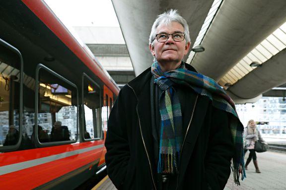 Norges «Mr. Jernbane» slutter etter 30 år: Tror NSB vil tape konkurranser mot andre
