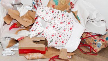 Julens kasteguide: Hva gjør du med julepapiret, ribbefettet og annet avfall?