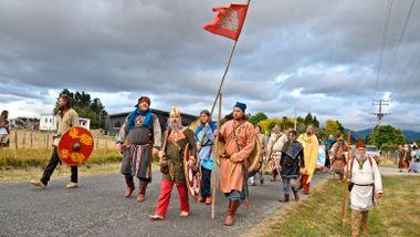 Velkommen til «Lille Norge» langt ute på bygda på New Zealand