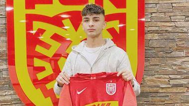 16-åring fra Andenes vraket tilbud fra TIL og Glimt - valgte utenlandsk klubb