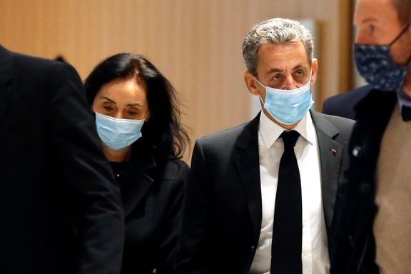 Sarkozy må vente tre måneder på dom