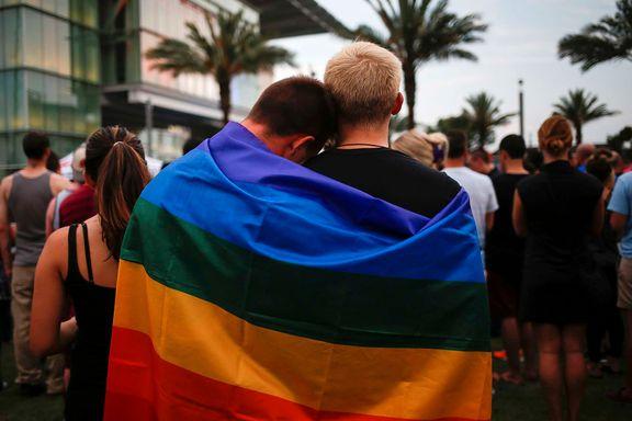 Jeg vil ikke at lillebroren min skal være homofil