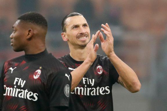 Zlatan fikk ros av treneren etter Milan-comebacket: – Uvant for oss