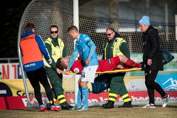 Skaden kan ha ødelagt hele sesongen for Sandnes Ulf-keeper