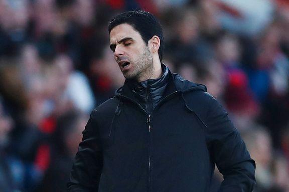 Arsenal-helten slapp med skrekken i managerdebuten: – Det er helt håpløst
