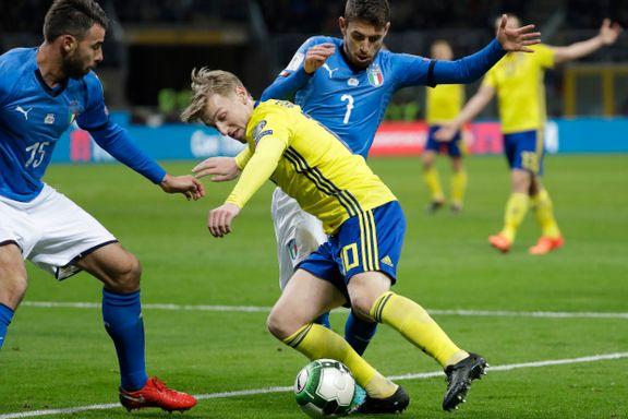 DIREKTE: Sverige nærmer seg VM