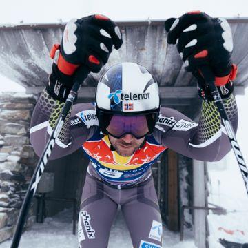 Filmen om Aksel Lund Svindal:  Bli med ned bakken i 100 km/t