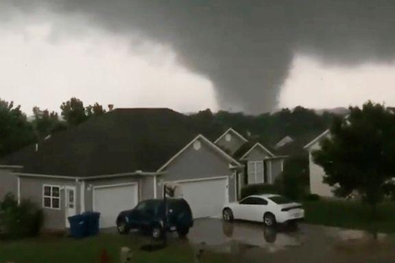 Ny tornado-rekord i USA
