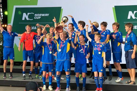 Strindheim vant Norway Cup etter spennende ekstraomganger