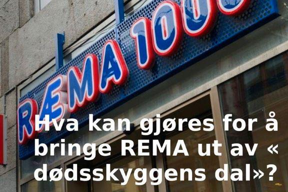 Tre råd til REMA 1000