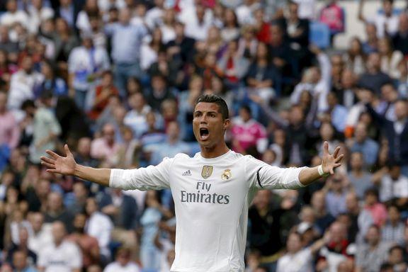 Ronaldo sikret seg målrekord i Real Madrid