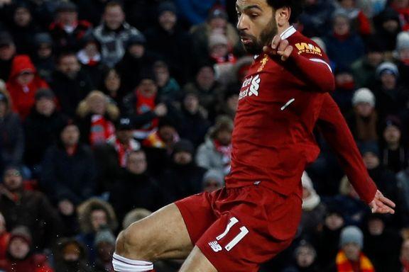 Liverpool lekte i snøværet: Fantastiske Salah smadret Watford med fire mål