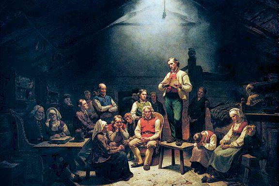 Han lærte folk å tenke selv og ikke stole blindt på prester og autoriteter