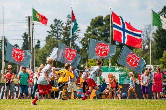 Norway Cup innfører væsketiltak i varmen