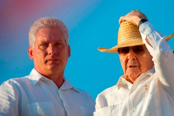 Cubas neste president har anklaget Norge for oppviglersk virksomhet
