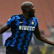 Han ble historisk da Inter knuste byrivalen