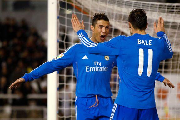 Real Madrid fikk trøbbel mot lillebror