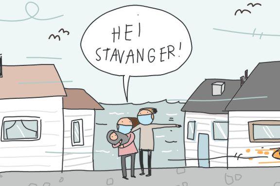 I Oslo sier noen «hyggelig» hvert tredje minutt. Her sier noen «drid» med samme frekvens.