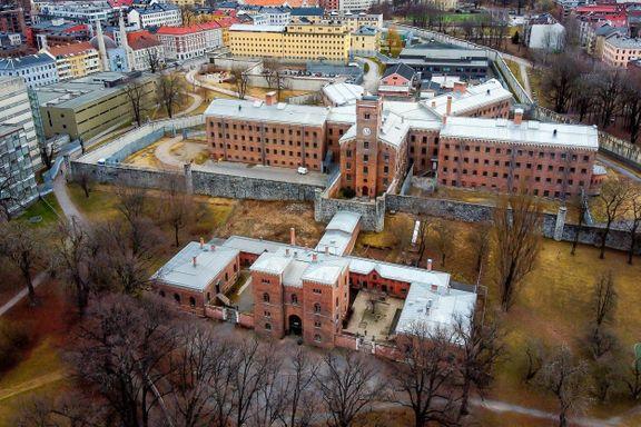 Regjeringen snur: Vil flytte Oslo fengsel ut av byen