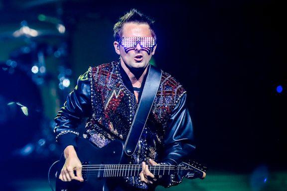 Konsert med Muse: «Mye roboter og paranoia, slik det skal være»