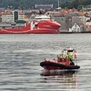 Avsluttet leteaksjon i sjøen ved Bergen uten funn