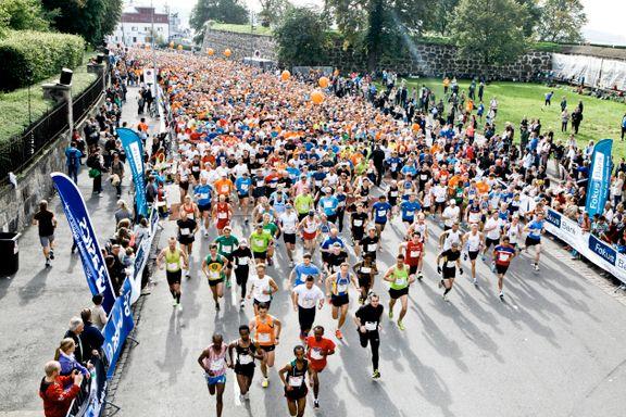 Motbakkesjokk i Oslo maratons nye «retroløype»