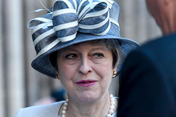 I dag går May av som partileder.  Dette vil hun alltid angre på.