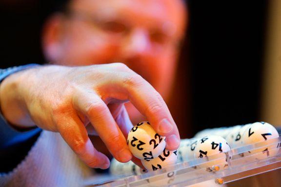 20 personer delte Lotto-jackpot med vinnertallene 5, 6, 7, 8, 9, 10. Tilfeldig?