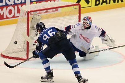 Norge gikk på braktap i VM - tapte med sju mål