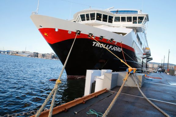 ESA godkjenner statlig milliardstøtte til Hurtigruten