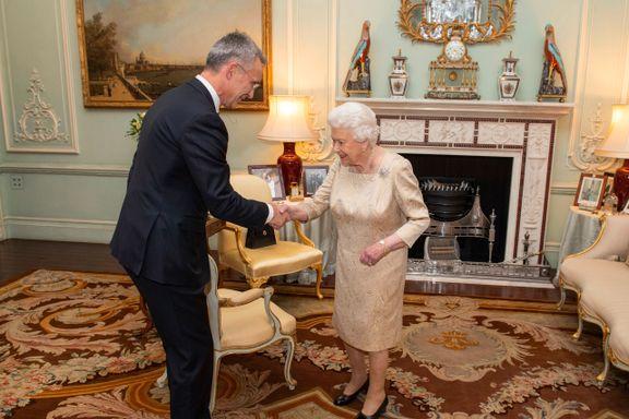 – Jeg har så stor respekt for dronningen. Hun har styrt landet siden Churchill.
