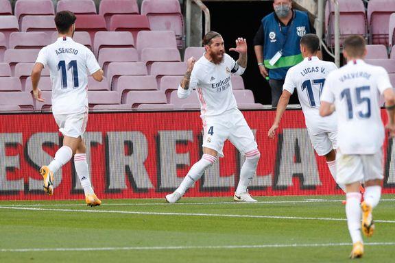 Vidunderbarnet (17) ble historisk. Så straffet Real Madrid erkerivalen i El Clásico.