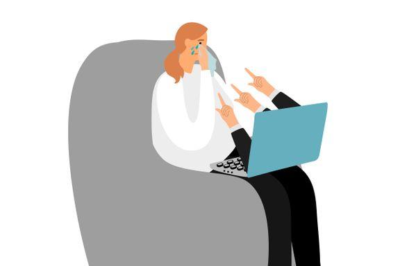Hun begynner ofte å gråte på jobb. Kan man miste respekten av det?