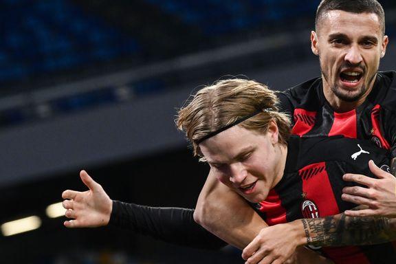 Milan er soleklart best i Italia etter corona-avbrekket