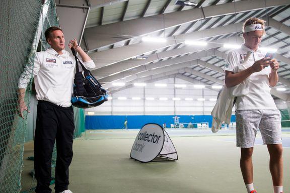 Kampfiksingsskandale i tennis – Ruud er ikke overrasket