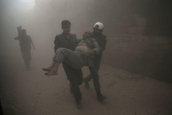 Syrias sivile lider under bomber og sanksjoner