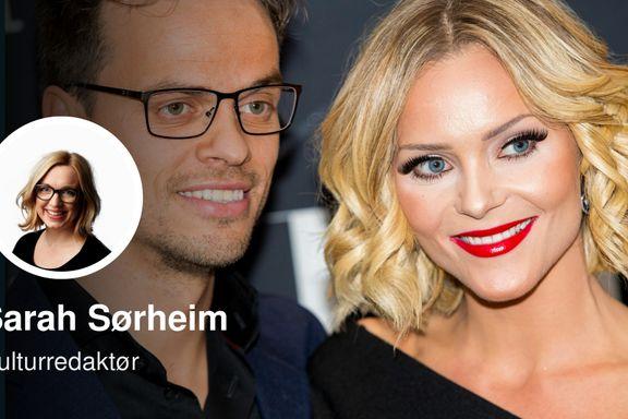 «Caroline Berg Eriksen bruker sin egen datter som annonse. Det er kanskje lov, men ikke greit.»