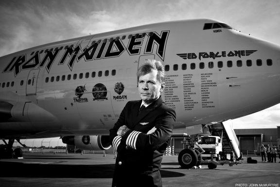 Iron Maiden-sjefen til Oslo. Gjett hva billettprisen er?