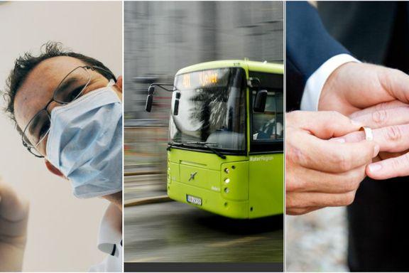 De nye storkommunene skal få ansvaret for tannhelse og kollektivtransport