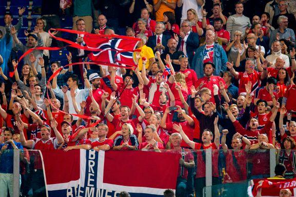 De norske bortebillettene utsolgt på under en time